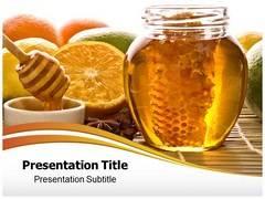 Cinnamon Template PowerPoint