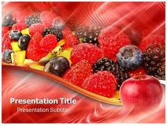 Multivitamin Template PowerPoint