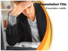 Stress Test  PowerPoint Backgrounds