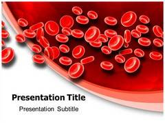 Blood Making Template PowerPoint