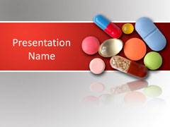 Medicine Pills PowerPoint Slides
