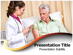 Influenza Vaccine PowerPoint Backgrounds