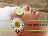 Beauty Spa PowerPoint Slide