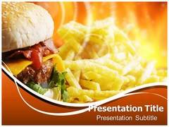 Fast Food Template PowerPoint