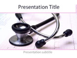 Stethoscope PowerPoint Slides