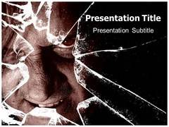 Phobic Disorders PowerPoint Background Themes