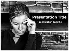 Sad PowerPoint Backgrounds
