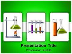 Chemistry Lab PowerPoint Backgrounds