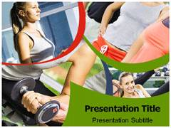 Physical Health PowerPoint Backgrounds