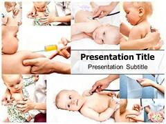 Pediatric PowerPoint Backgrounds