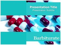 Barbiturates PowerPoint Slide
