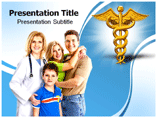Pediatrician PowerPoint Slides