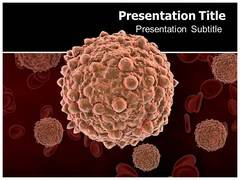 Immune Cells PowerPoint Slide