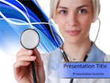 Recording Stethoscopes PowerPoint Slide