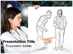 Parkinson Disease PowerPoint Backgrounds