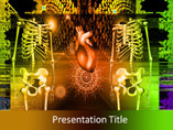 Human Skeleton PPT Presentation