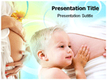 Conception and Pregnancy PowerPoint Background