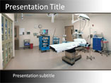 Operation Template PowerPoint
