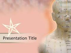Acupuncture Treatment Template PowerPoint