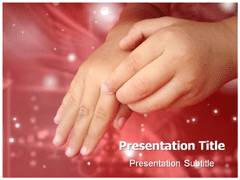 Itching PowerPoint Slide