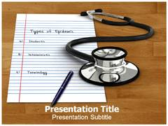 Epidemics Type PowerPoint Download