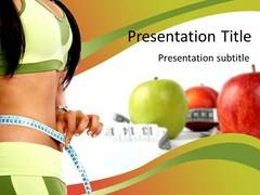 Diet PowerPoint Backgrounds