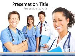 Allergist PowerPoint Background
