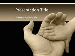 Parenting PowerPoint Background