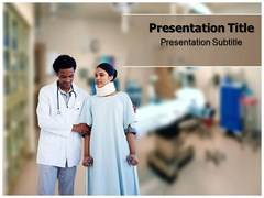 Medicare PowerPoint Background