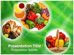 Antioxidant PowerPoint Backgrounds