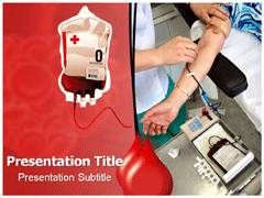 Blood Donor PowerPoint Slides