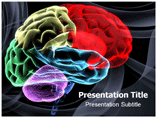 Brain Imaging Template PowerPoint