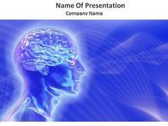 Animated Brain PPT Template