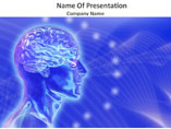 Animated Brain PowerPoint Template