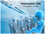 Test Tube Baby PowerPoint Slides