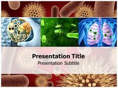 Infectious Disease PowerPoint Backgrounds