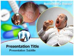 Non Infectious Disease PowerPoint Slides