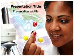 Chemical Lab PowerPoint Slides