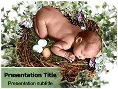 Baby Birth PowerPoint Slides