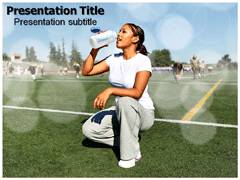 Dehydration PowerPoint Slide