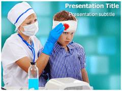 Head Injury PowerPoint Slides