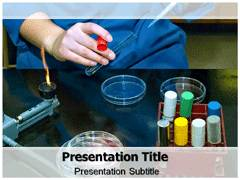 Microbiological Media PowerPoint Slides