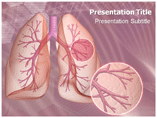 Bronchopneumonia PowerPoint Background