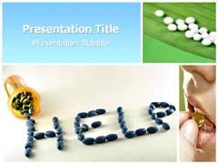Drugs Help PowerPoint Slides