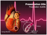 Heart Cancer Medical Powerpoint Template