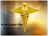 Logo Of Medical PowerPoint Slides