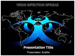 Biohazard Template PowerPoint