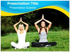 Meditation Template PowerPoint