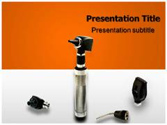 Diagnostic Kits PowerPoint Design