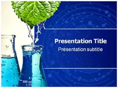 Environmental Biotechnology PowerPoint Background